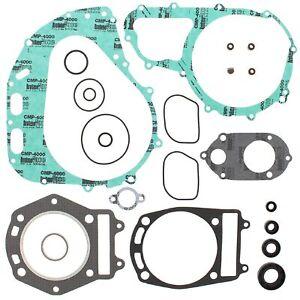 Winderosa Gasket Kit With Oil Seals for Suzuki DR 650 SE 96-17
