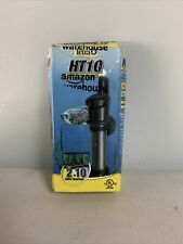 Tetra HT10 Submersible Aquarium Heater With Electronic Thermostat 50 Watt