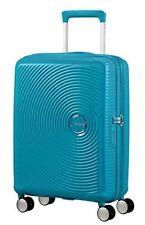 Maleta Spinner Expandable 77cm American Tourister Soundbox Summer Blue