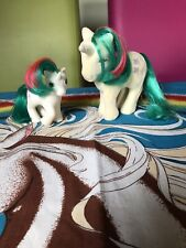 My Little Pony Mein kleines Pony G1 Set So Soft Leckermäulchen Gusty & Baby BBE