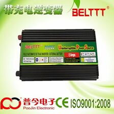 DC-AC 500Watts 1000W 12V to 220V Battery Power Inverter + Battery Charger & UPS