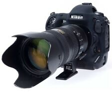 easyCover Nikon D4S/D4 Protective Camera Cover Black Silicone Free US Shipping!