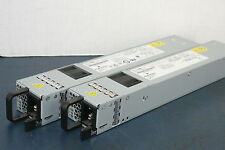 Lot of 2 Emerson DS760SL-3 Arista 7100 Series 760W Power Supplies