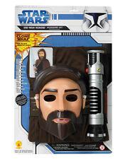 STAR Wars Accessorio Costume, bambini Clone Wars Obi Wan Kenobi Costume Kit, età 4