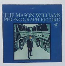 Mason Williams - Phonograph Record 1968 LP Record - Warner WS 1729