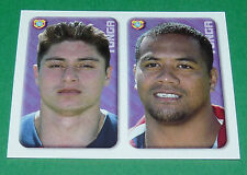 N°115 WOOLEY TAUPEAAFE TONGA MERLIN IRB RUGBY WORLD CUP 1999 PANINI