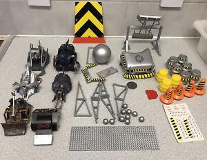 ROBOT WARS MIXED JOBLOT BBC TV SHOW TOYS  BUNDLE