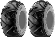 Pair 2 Kenda Snow Mad 22x10-8 ATV Tire Set 22x10x8 K584 22-10-8