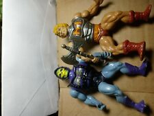 ??1980's Mattel - motu - He-Man and Skeletor in good shape don't miss out??