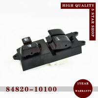 New 84820-10100 Window Master Switch for Yaris Land Cruiser Starlet Hilux