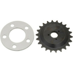22T 22 Tooth Offset Transmission 530 Chain Sprocket Harley 84-90 Sportster XL