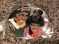 Michael Jackson 5 Picture Disc! 1984 Greatest Hits! Prince Madonna Janet Jackson