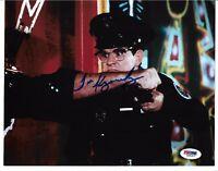 Tim Kazurisnky autographed 8x10 photo PSA/DNA COA Police Academy 'Sweetchuck'
