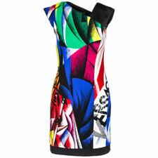 VERSACE The Clash Print Mini Dress - UK 10/IT 42