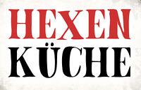 Hexen Küche Blechschild Schild gewölbt Metal Tin Sign 20 x 30 cm R1088