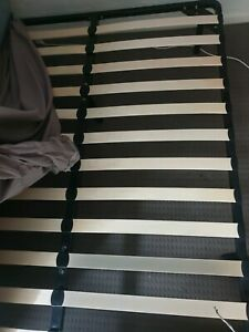 Double bed to pick up from Turner (mattress foam topper bed frame)