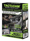 Tactacam Solo Hunter Package - Includes 3 Mounts - for Your Bow, Gun or Scope