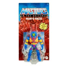 Masters Of The Universe Origins Man-E-Faces Figure Retro 2020 Motu *Pre-Sale*