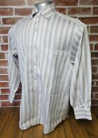 ROBERT TALBOTT Carmel Mens Long Sleeve Casual Dress Shirt Size M Medium