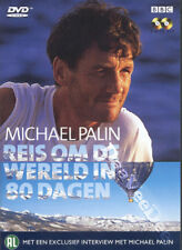 Around the World in 80 Days NEW PAL Series 2-DVD Set Roger Mills Michael Palin