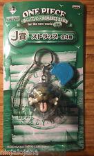 ONE PIECE Monkey D. Garf KEYCHAIN LLAVERO set ORIGINAL Ichiban JAPAN