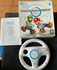 Mario Kart Wii Volant Nintendo Wheel En Boite