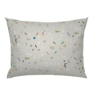 Arrow Vintage Floral Stars Boho Embroidery Bohemian Pillow Sham by Roostery