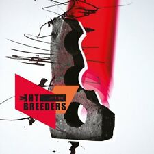 THE BREEDERS - ALL NERVE - NEW CD ALBUM