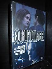 cofanetto+DVD Nuovo sigillato film-CORRUPTION EMPIRE - UN FILM DI MATT PENN