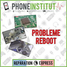 Reparation probleme reboot iphone 3G