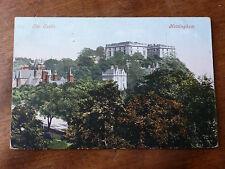 Lot79h The Castle NOTTINGHAM 6199 Postcard