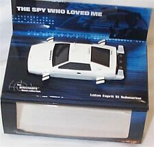 James Bond Lotus Esprit s1 Submarine the Spy Who loved me New boxed