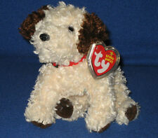 TY SNEAKERS the DOG BEANIE BABY - MINT with MINT TAGS