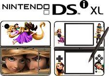 Nintendo DSi XL TANGLED Vinyl Skin Sticker