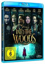 Into the Woods [Blu-ray](NEU/OVP) Star-gespicktes Musical von Walt Disney