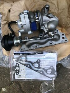 smart 450 Turbolader / ForTwo und Roadster
