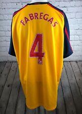 info for ca16e d9315 arsenal fabregas kit in Football Shirts | eBay