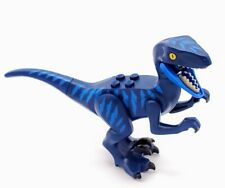 Lego Dinosaur Velociraptor Dark Blue Lego Movie 2 Raptor raptor11 70835 70826
