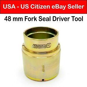 Motorcycle Fork Seal Driver Tool KTM Husqvarna Kawasaki Honda Beta 48mm Absorber