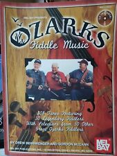 Ozarks Fiddle Music, Drew Beisswenger; Gordon McCann, Cd included