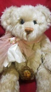 """Barbara Cardwell """"Magdala"""" artist teddy bear mohair LE 19"""""""