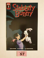 Stabbity Bunny #5 Scout Comics 2018
