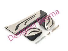 BMW M Performan Stainless Steel Pedal Set 1 2 3 4 5 6 i3 i8 X1 X3 X4 Series (JS)