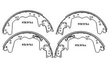 FORD F250  F350 BRAKE SHOES rear 1973 to 1998 DRW & SRW Models R1018