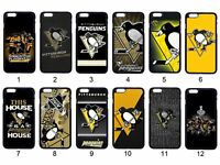NHL Pittsburgh Penguins For iPhone iPod Samsung LG Motorola SONY HTC HUAWEI Case
