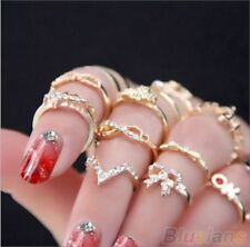 Alloy Unbranded Round Costume Rings
