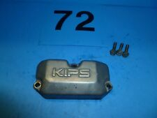 Kawasaki 1988-1991 KX125  Exhaust Valve/Resonator Cover #14024-1565