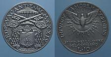SEDE VACANTE 10 LIRE 1939 ROMA qFDC