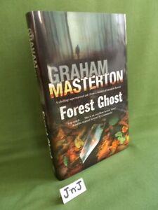 Graham Masterton FOREST GHOST  FIRST WORLD EDITION HARDBACK 2013 UNREAD