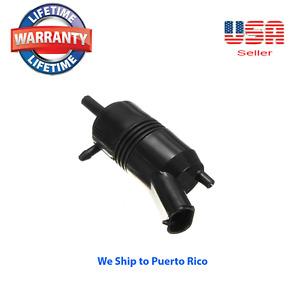 2214-3196 Windshield Washer Pump Fits Saturn Pontiac Oldsmobile Isuzu GMC GM